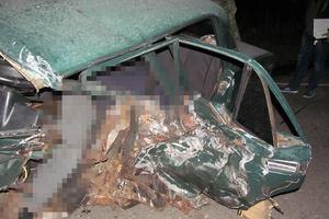 Жестокое ДТП на Донбассе: есть погибший и раненые