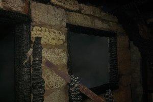 Под Киевом в ночном пожаре погиб мужчина