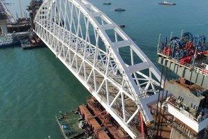 В России рассказали, сколько денег ушло на Крымский мост