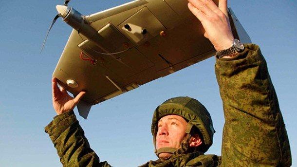 Штаб АТО: Над военнослужащими объектами втылу летали беспилотники
