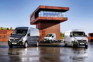 В Украине подскочили продажи грузовиков и микроавтобусов