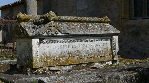 Ученые нашли могилу святого. Фото: pixabay.com