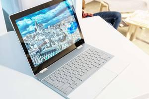 Google показал ноутбук-трансформер (видео)