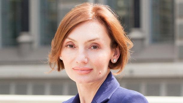 Екатерина Рожкова. Фото: пресс-служба НБУ
