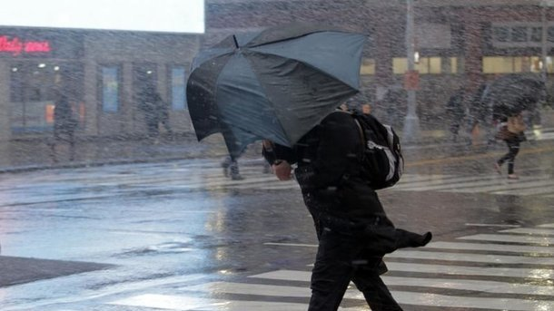 Госслужба поЧС объявила штормовое предупреждение вУкраинском государстве