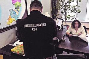 В Одессе задержали на взятке крупных чиновников
