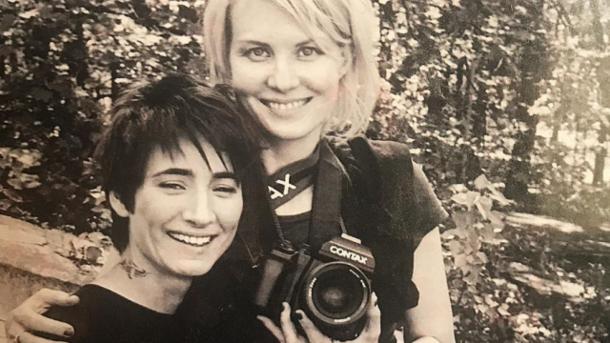 Литвинова и земфира новые фото с кем жила земфира до ренаты литвиновой