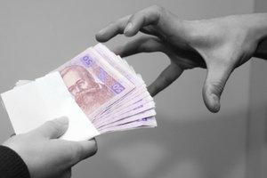 В Одессе погорел на взятке еще один крупный чиновник