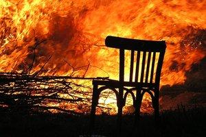 Японец спалил квартиру с женой и пятью детьми