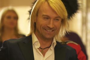 Олег Винник спел для женщины, которой восхищается