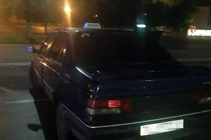 Под Киевом пьяный водитель устроил ДТП с такси