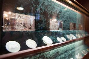 НБУ пустил с молотка золотые монеты на 2,5 миллиона гривен
