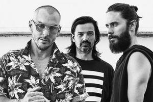 30 Seconds to Mars везут в Киев свой новый альбом