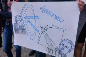 Участников акций в поддержку Навального начали задерживать