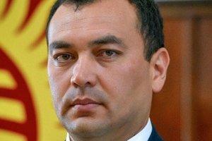 В ДТП погиб вице-премьер Кыргызстана