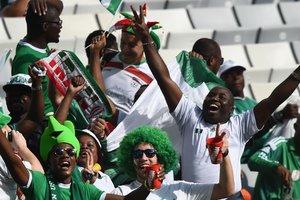 Сборная Нигерии досрочно пробилась на чемпионат мира по футболу