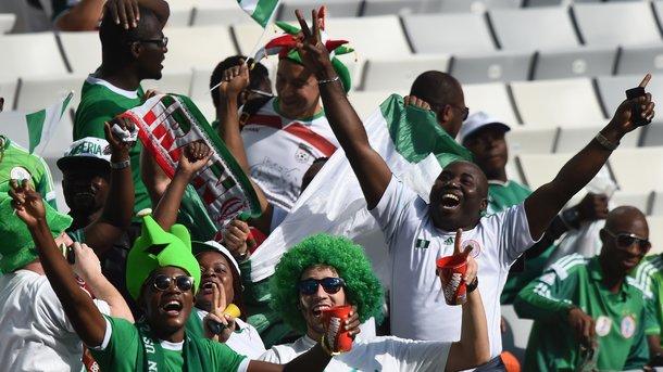Нигерия вышла наЧМ