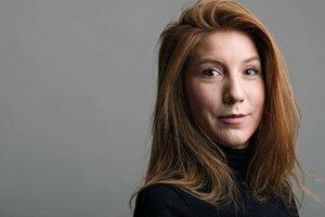 Найдены фрагменты тела шведской журналистки, пропавшей с подлодки
