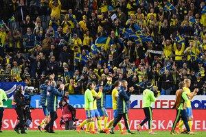 Обзор матча Швеция - Люксембург - 8:0