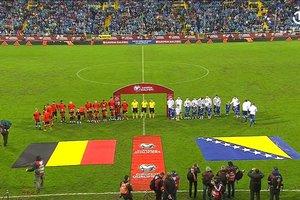 Обзор матча Босния - Бельгия - 3:4