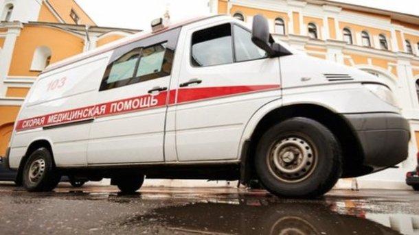 Женщину с переломами увезли в больницу. Фото: m24.ru