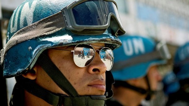 «Это глупо»: вСША высказались овведении миротворцев ООН наДонбасс