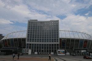 В центре Киева запретили движение из-за матча между сборными Украины и Хорватии