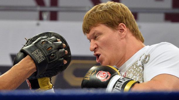 Александр Поветкин проведет следующий бой зимой