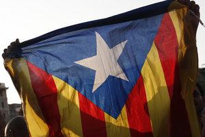 Мэр Барселоны считает, что время для объявления о независимости Каталонии не настало