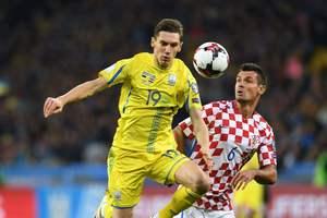 Матч года: Украина пропустила два гола от Хорватии