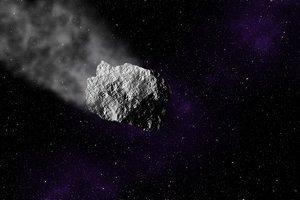 Астрономы: мимо Земли пролетел астероид