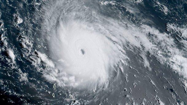 ВАтлантическом океане сформировался шторм «Офелия»