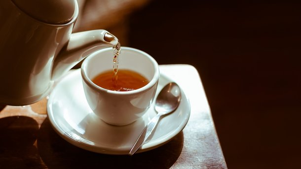 Зеленый чай. Фото: pixabay.com