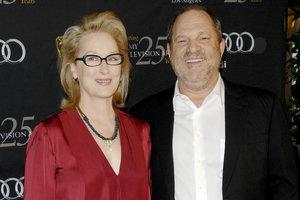 Секс-скандал в Голливуде: звезды объединились против Харви Вайнштейна