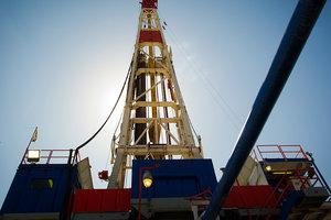Цены на нефть подскочили после падения