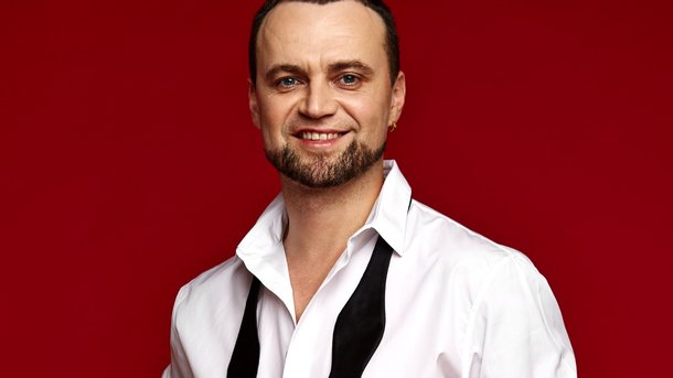 Руслан Квинта уже 20 лет в шоу-бизнесе