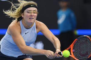 Элина Свитолина вышла во второй круг турнира в Гонконге