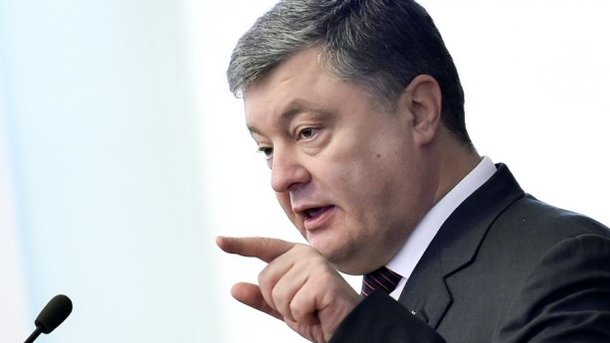 ПАСЕ недля призывов торговать землями— Порошенко ответил Земану