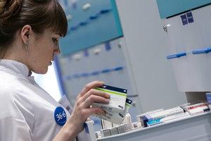 Лекарства становятся доступнее для украинцев