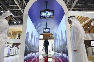 В аэропорту Дубая появятся виртуальные тоннели с распознаванием лиц