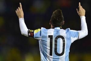 За последние 11 месяцев за сборную Аргентины забивал только Месси