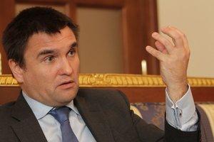 Скандал вокруг закона об образовании: Климкин рассказал о позиции ЕС