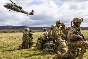 США развернула у границ России целую дивизию – российский генерал