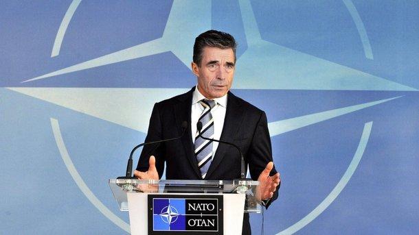 Расмуссен: Предложение России по миротворцам на Донбассе – это ловушка