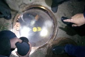 В Харькове в канализации нашли мертвого мужчину