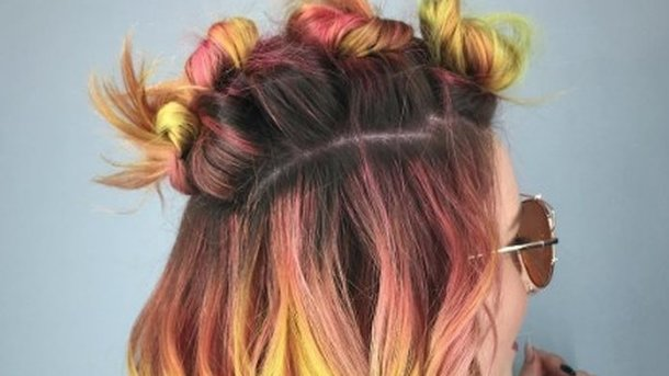 Осенний бьюти-тренд: окрашивание волос в оттенки природы