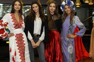 В каких платьях наши красавицы будут представлять Украину на международных конкурсах