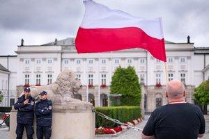 Россиянина депортировали из Польши за ведение гибридной войны
