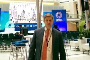 Данилюк в США начал встречи с МВФ и Всемирным банком