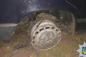 По Харькову рассекало авто без резины: появилось фото